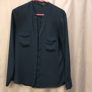 Navy blue Ro&De Blouse